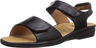 Ganter SONNICA 2028570100 Womens Sandal, Black - Schwarz (Schwarz0100), 5 UK