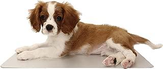 FRICH ペット ひんやり アルミプレート ペット 涼感プレート 暑さ対策 夏用 熱中症対策 冷たい 犬 猫 ウサギ 適用 (M 30×40㎝)