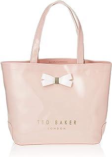 Ted Baker Women's Shopping Bag, Dusky Pink - 229321 GEEOCON