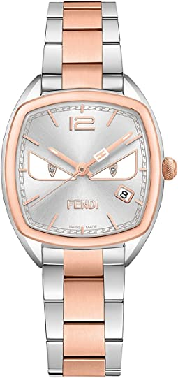 Fendi Timepieces Momento Fendi Bugs Cushion 31.5X32mm - F223236400D1