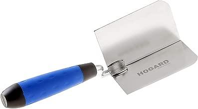 HOGARD Premium Paleta de Alba/ñil de Acero Inoxidable con Mango Ergon/ómico 140 mm 5.5 inch Made in EU