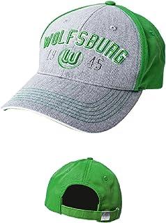 VfL Wolfsburg Basecap/Mütze/Cap/Schildmütze/Kappe College Style