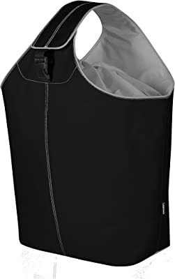 spirella 洗濯物用バッグ ブラック 1017866