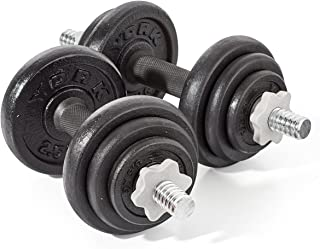 Best iron dumbbells 20kg set Reviews