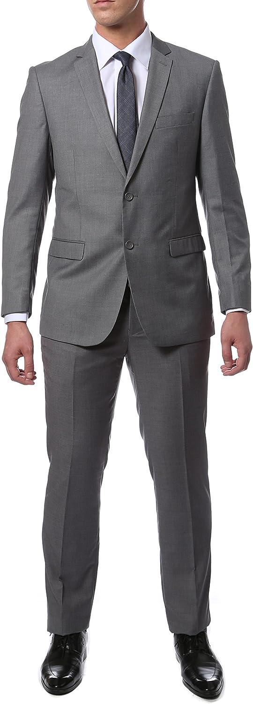 Ferrecci Men's ZNL101 2 Piece Suit