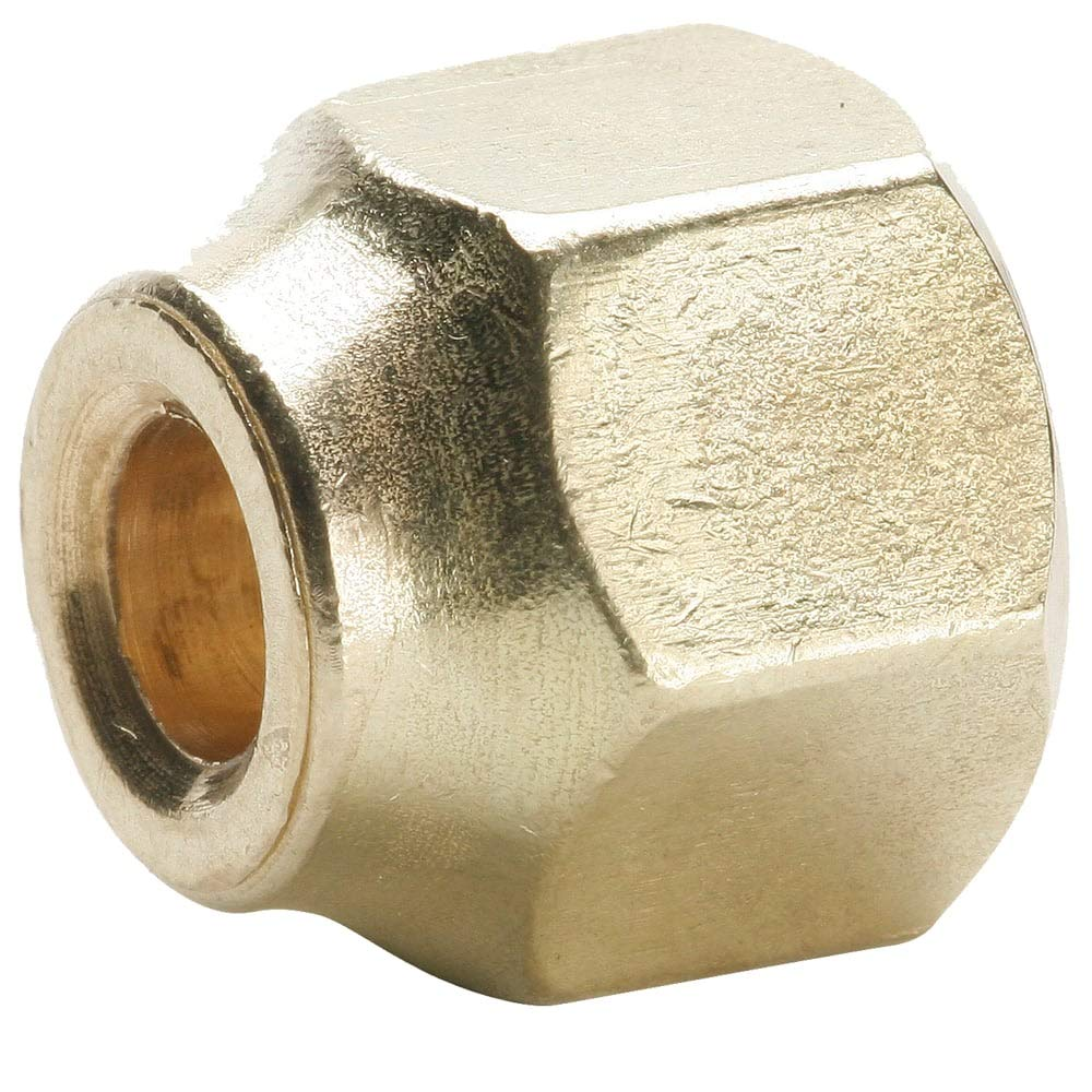 Parker 14FSX-4-pk10 Short Sales Forged Nut Degree Brass 45 Pa Tube Ranking TOP9