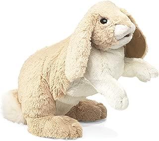Folkmanis Floppy Bunny Rabbit Hand Puppet