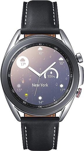 Samsung Galaxy Watch3, 41mm LTE (Mystic Silver) SM-R855FZSAINS
