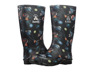 Kamik Kids Stompspace (Toddler/Little Kid/Big Kid) (Black) Boys Shoes