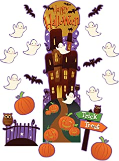 EUREKA Halloween School and Classroom Door Décor Kit, 30pc