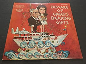 Beware Of Greeks Bearing Gifts Soundtrack,, Musicor MXS 3173 1968 NM