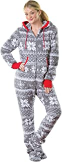 Best 2 piece pajamas with feet for adults Reviews