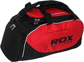 RDX Gym Holdall Gear Bag Backpack Duffle Kit Sports Gymsacks Rucksacks