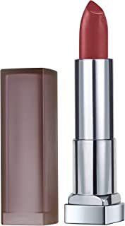 Maybelline New York Color Sensational Creamy Matte Lipstick, Touch of Spice, 0.15 Ounce.