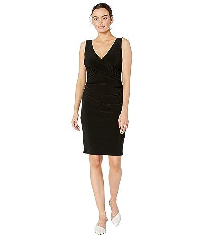 LAUREN Ralph Lauren Jamionn Dress (Black) Women