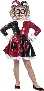 Girls' Dc Harley Quinn Premium Child Dress