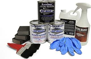 Rust Bullet Black Undercarriage Car Kit (128 oz.)