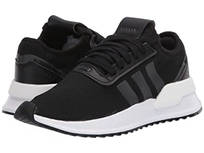 adidas Originals Kids U_Path X (Big Kid) (Black/Night Metallic/White) Kids Shoes
