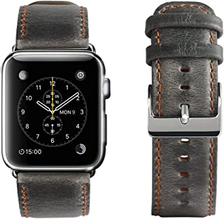 custom leather iwatch bands