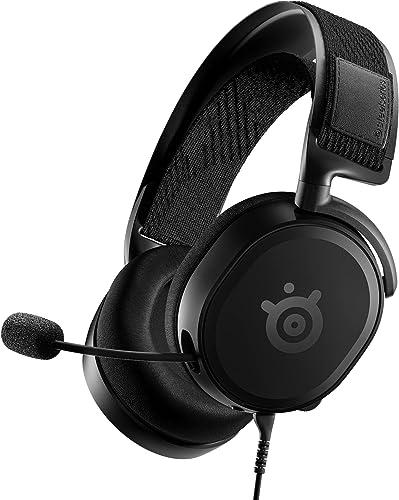 SteelSeries Arctis Prime Console - Casque gaming de compétition - Haut-parleurs audio haute fidélité - Pour PlayStati...
