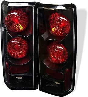 Spyder Auto Chevy Astro / Safari Black Altezza Tail Light