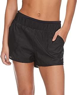 Body Glove 女士 Bianca 宽松运动短裤,配短裤