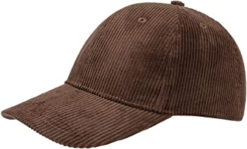 Amazon.es: gorra marron de pana con visera