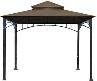 Replacement Canopy for Target Madaga Gazebo - RipLock 350 - Nutmeg