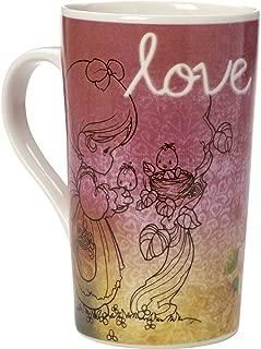 Precious Moments, Love, Porcelain 16-ounce Mug, 164449