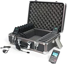 Williams Sound DWS INT 2 2.0 Digi-Wave Language Interpretation System, Range of up to 100 feet outdoors/200 feet Indoors, 2.4GHz Operation is Legal for use in Most Countries