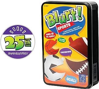 Educational Insights Blurt Sports Game