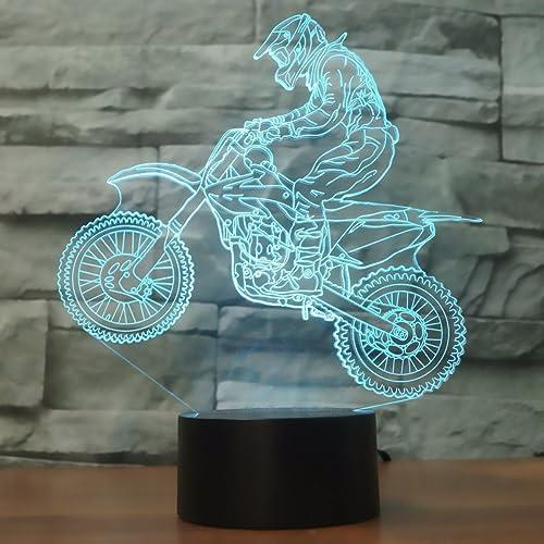 3d Optical Led Illusion Lamps Amazon Co Uk