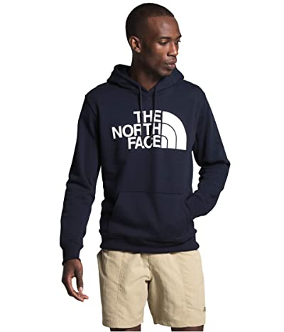 The North Face Half Dome Pullover Hoodie (Aviator Navy/TNF White) Men