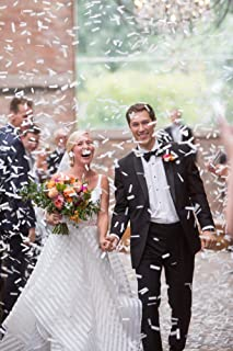 biodegradable wedding confetti bulk