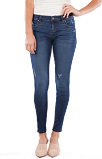 KUT from The Kloth Women's Mia High Rise Slim Fit Skinny Denim