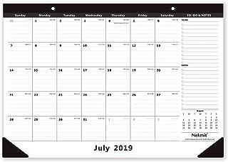 Best 2018 mini calendar pads Reviews