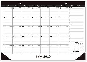 Best table planner calendar 2018 Reviews