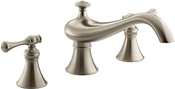 Kohler Revival Deck-Mount High-Flow Bath Faucet Trim