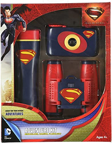 mejor marca Superman 26390 Box Kit Kit Kit (3-Piece)  entrega rápida