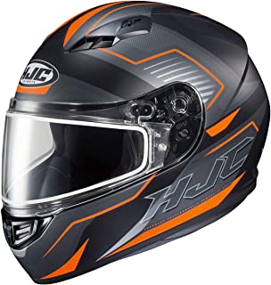 HJC CS-R3 Trion Men's Snowmobile Helmet - MC-6HSF / X-Large