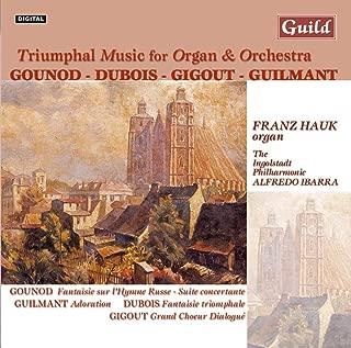 Triumphal Music for Organ & Orchestra