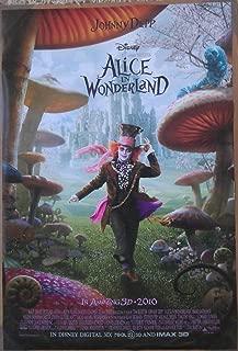 Best alice in wonderland original movie poster Reviews