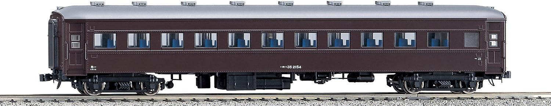 J.N.R. Oha35 Brown (Model Train)
