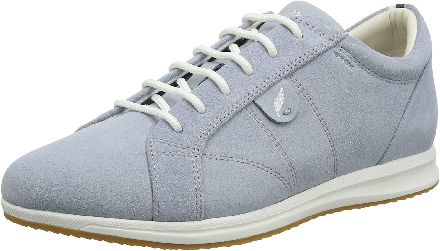 Geox Women's D Avery a Low-Top Sneakers