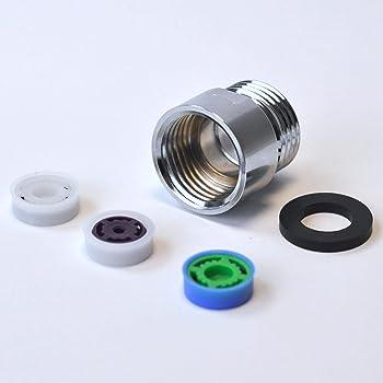 Deva HSR 6 Joint r/égulateur de d/ébit pour flexible de douche 6 l Coloris Al/éatoire