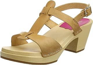 swedish hasbeens Women's Greek Sandal Clog