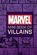 Marvel Comics: Mini Book of Villains