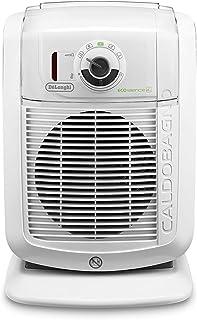 DeLonghi HBC3032 Calefactor, 2200 W, 43 dB, blanco