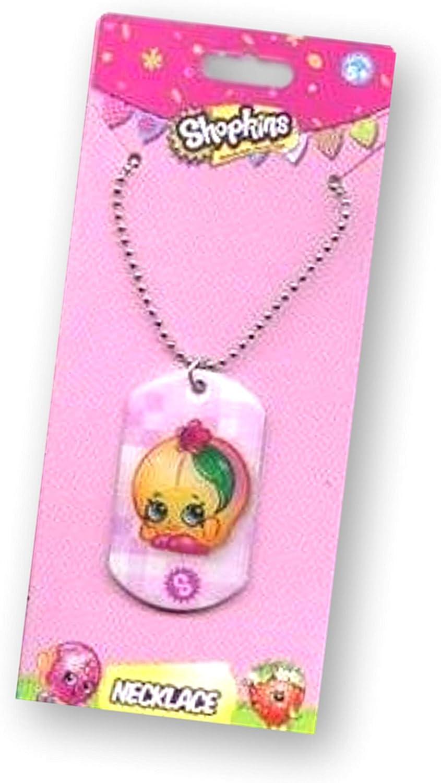 Shopkins Necklace for Girls DLish Donut