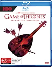 Game Of Thrones: Season 3 (Robert Ball) (Blu-ray)